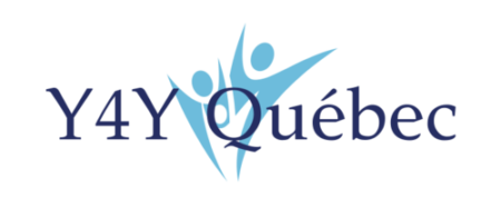 A photo of the Youth 4 Youth logo.