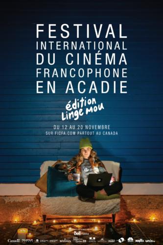L'affiche du FICFA 2020