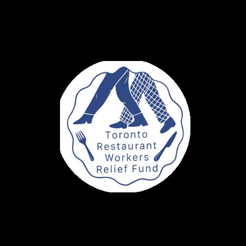 TRWRF logo of marching feet and utensils
