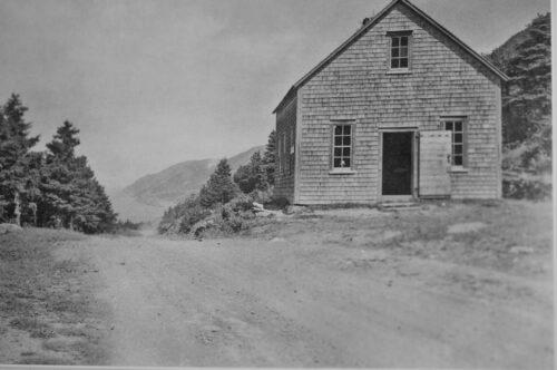 Ancienne école du Cap-Rouge.