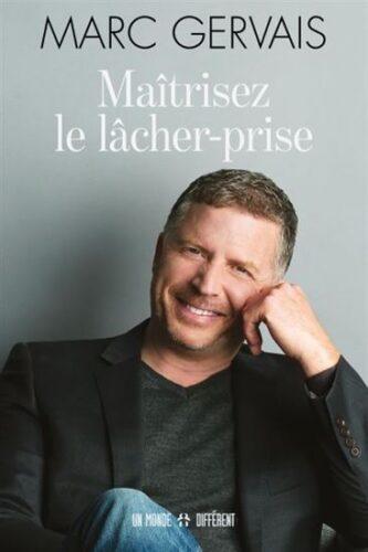 Couverture du livre de Marc Gervais.