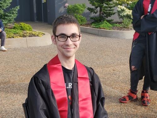 LRHS Graduate Chris Bowers