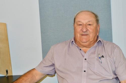 Alfred-Arthur Poirier, conseiller municipal pour Chéticamp.