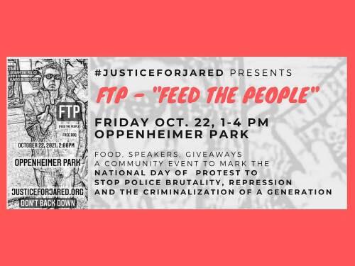 #JusticeForJared