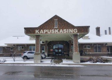 La façade du musée de Kapuskasing qui se trouve tout près de l'endroit considéré par la ville pour l'aire de repos