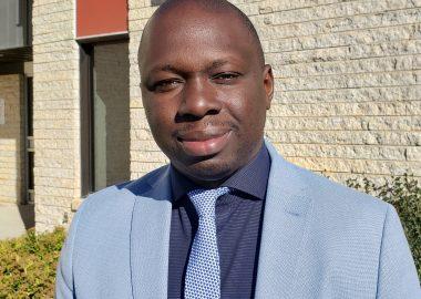 Ronald Ajavon, Directeur Général du Conseil des Écoles Fransaskoises (CÉF). Photo: CÉF