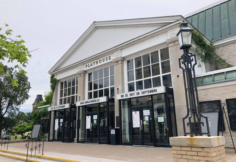 Le Playhouse de Fredericton