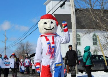 Carnaval d'hiver de Pomquet.