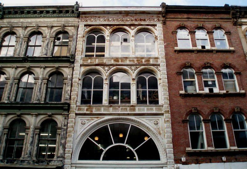 Halifax : la municipalité consulte la population sur la conservation du patrimoine historique. Photo : MRH