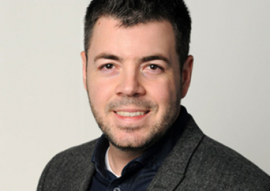 A photo of Dr Alex Carignan