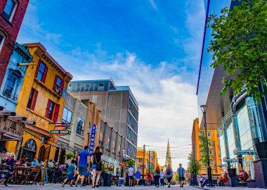 Dans ma ville : quand vitalité entrepreneuriale rime avec vie locale à Halifax. photo : Nova Scotia Tourism