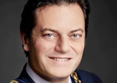 Photo du maire de Barrie Jeff Lehman