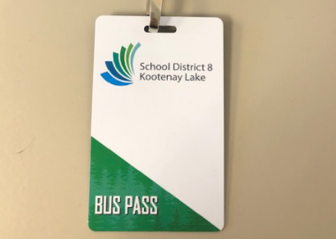 Bus pass with