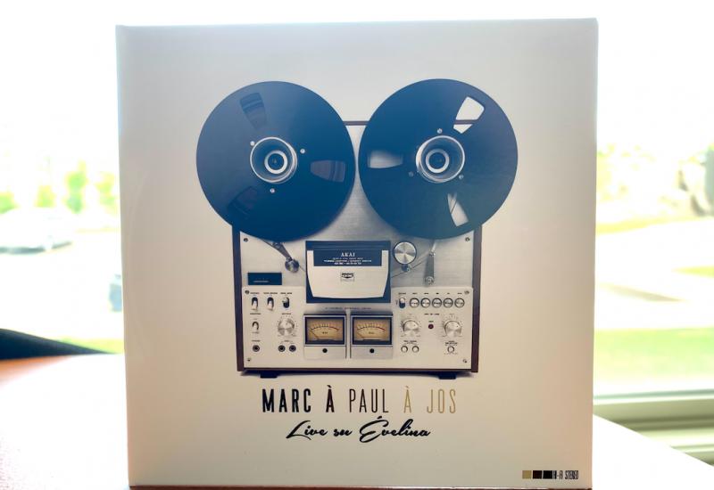 Marc à Paul à Jos, un nouvel album et un retour sur les planches pour l'été. Photo : Valentin Alfano
