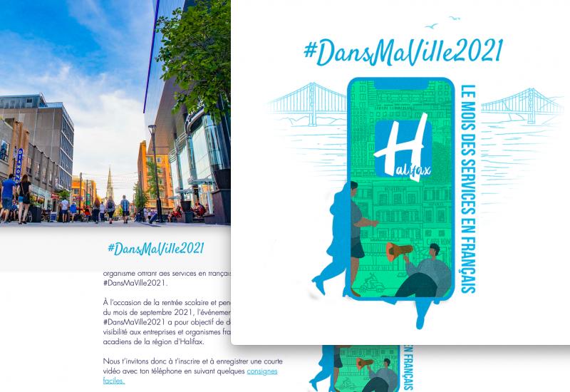 #DansMaVille2021, l'opération revient avec un appel à participation. Photo : #DansMaVille