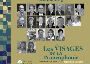 Photo de différentes personnalités de la francophonie Ontarienne