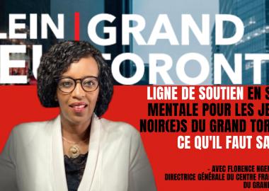 Les jeunes Noirs qui feront appel au Centre francophone seront accueillis et recevront une panoplie de services incluant les services d'aide juridique, les services médicaux, les services de recherche de l'emploi, les services d'établissement entre autres.