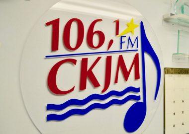 logo de radio CKJM