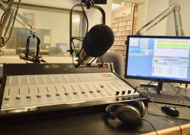 console de Radio CKJM