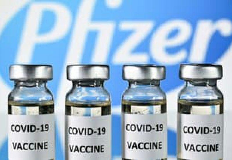 Des ampoules de vaccin de COVID-19. Photo Pixabay