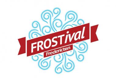 Logo du Frostival de Fredericton