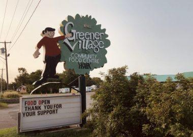 Le Greener Village situé à Fredericton