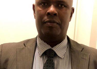 Mr Ferdinand Bararunzunza, gestionnaire du RIF-SK