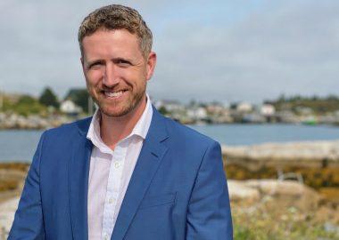 Iain Rankin, Premier-ministre de la Nouvelle-Écosse. Photo : Iain Rankin.