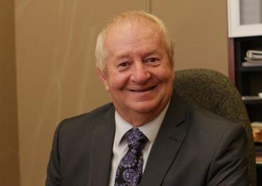 Le maire de Smooth Rock Falls Michel Arseanault