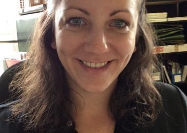 Isabelle Blanchard, agente économique à la ville de Gravelbourg