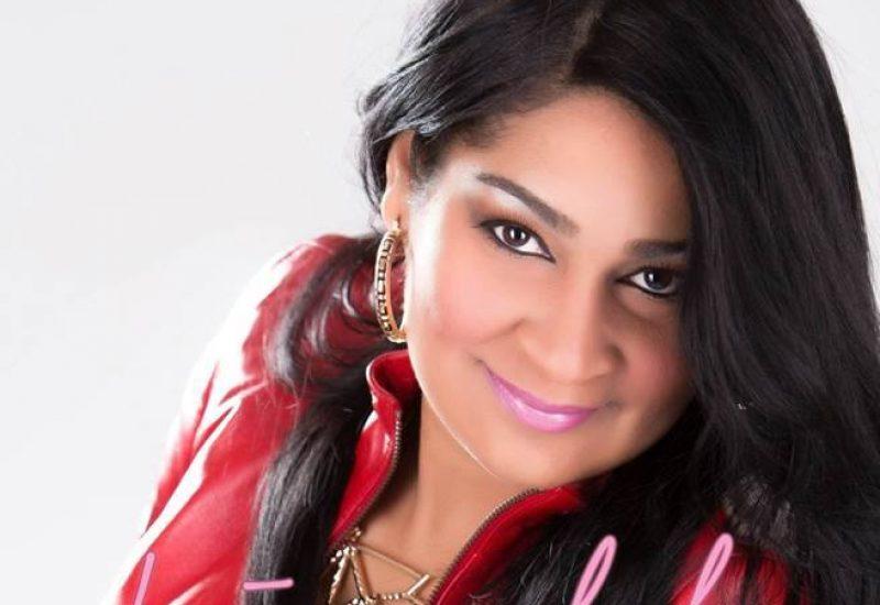 La chanteuse de Merengue ,Liraldy La divina ( photo : gracieuseté Liraldy )