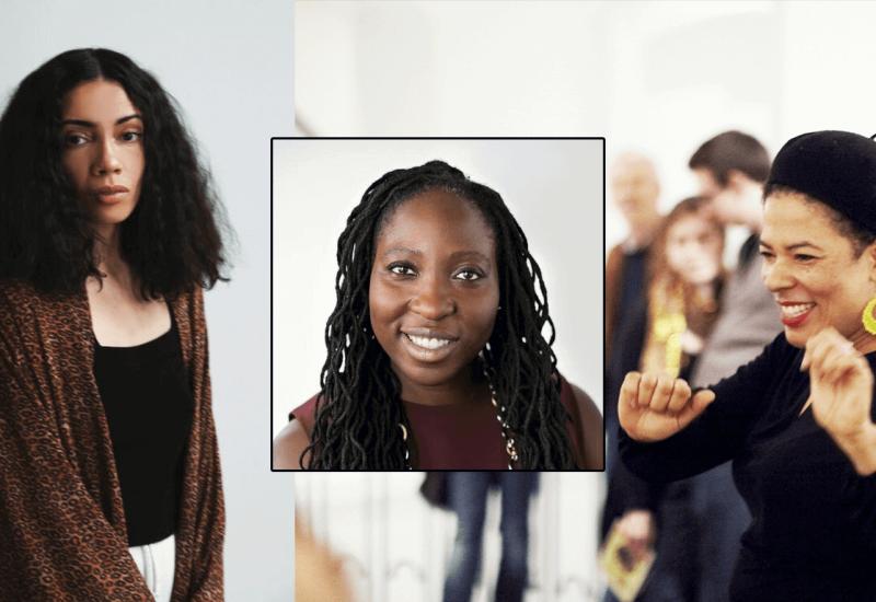 Aisha Kiani, Anthonia Ogundele & Vanessa Richards