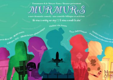 MURMUReS debuts on Thursday online.  Image: Tintamarre