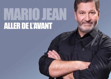 affiche du spectacle de Mario jean