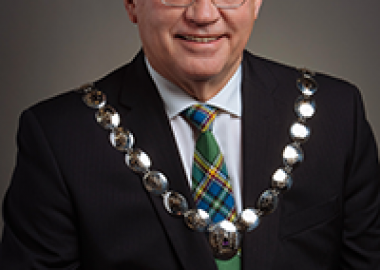 A headshot of Abbotsford Mayor Henry Braun.