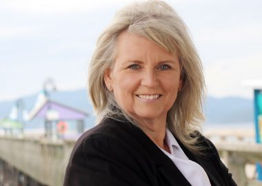 Michele Babchuk, NDP candidate for North Island (submitted photo)