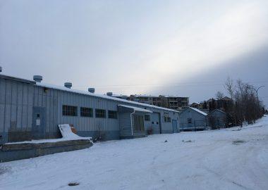 L'édifice proposé par le gouvernement pour loger temporairement les personnes sans abris de Yellowknife