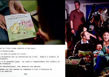 Petit-Pico, cet accessoire de cinéma devenu un véritable livre pour enfant. Photo : avec la permission de Fabien Melanson