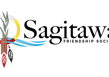 Logo de la Sagitawa friendship center