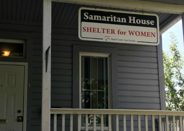 Photo of Samaritan House in Nanaimo.