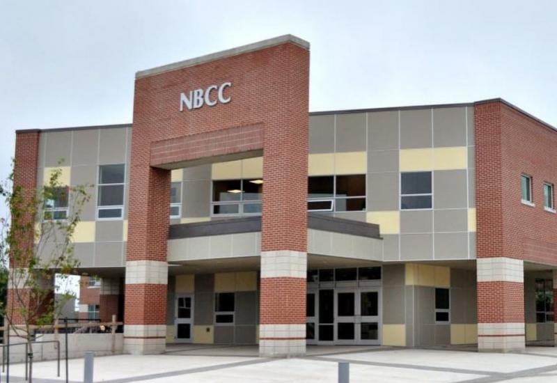 L'établissement du CCNB à Fredericton