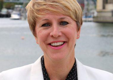 Vancouver City councillor Sarah Kirby-Yung