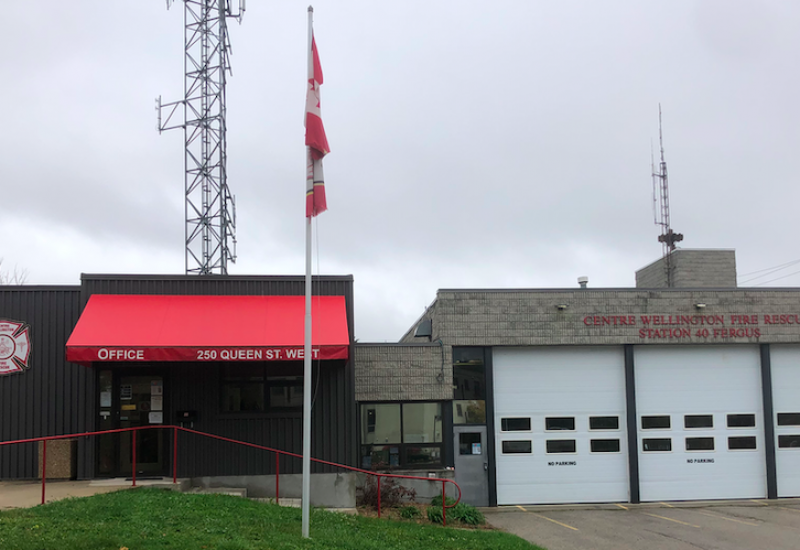Centre Wellington Fire Rescue Services department in Fergus, Ontario is confident they will receive funding from the Ontario government.
