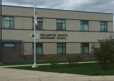 Wellington Heights Second School in Mount Forest is gearing up to launch their new creative course, the integrated arts program.