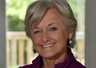 A professional headshot of Susan MacLeod