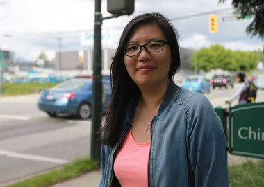 Flavours of Hope nonprofit founder Trixie Ling