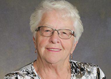 Sackville Town Councillor Joyce O'Neil.  Photo courtesy of Sackville Town Hall website.