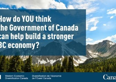 Government of Canada explores new approaches to regional economic development in Western Canada