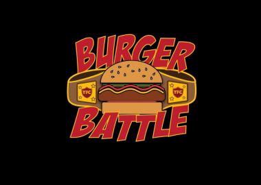 Le logo de la YFC Burger Battle 2020.