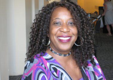 Headshot of Dr. Valerie Borum